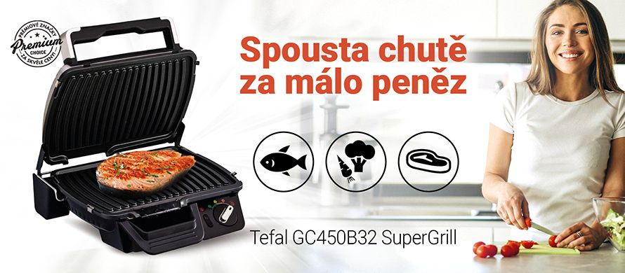 Tefal GC450B32 SuperGrill