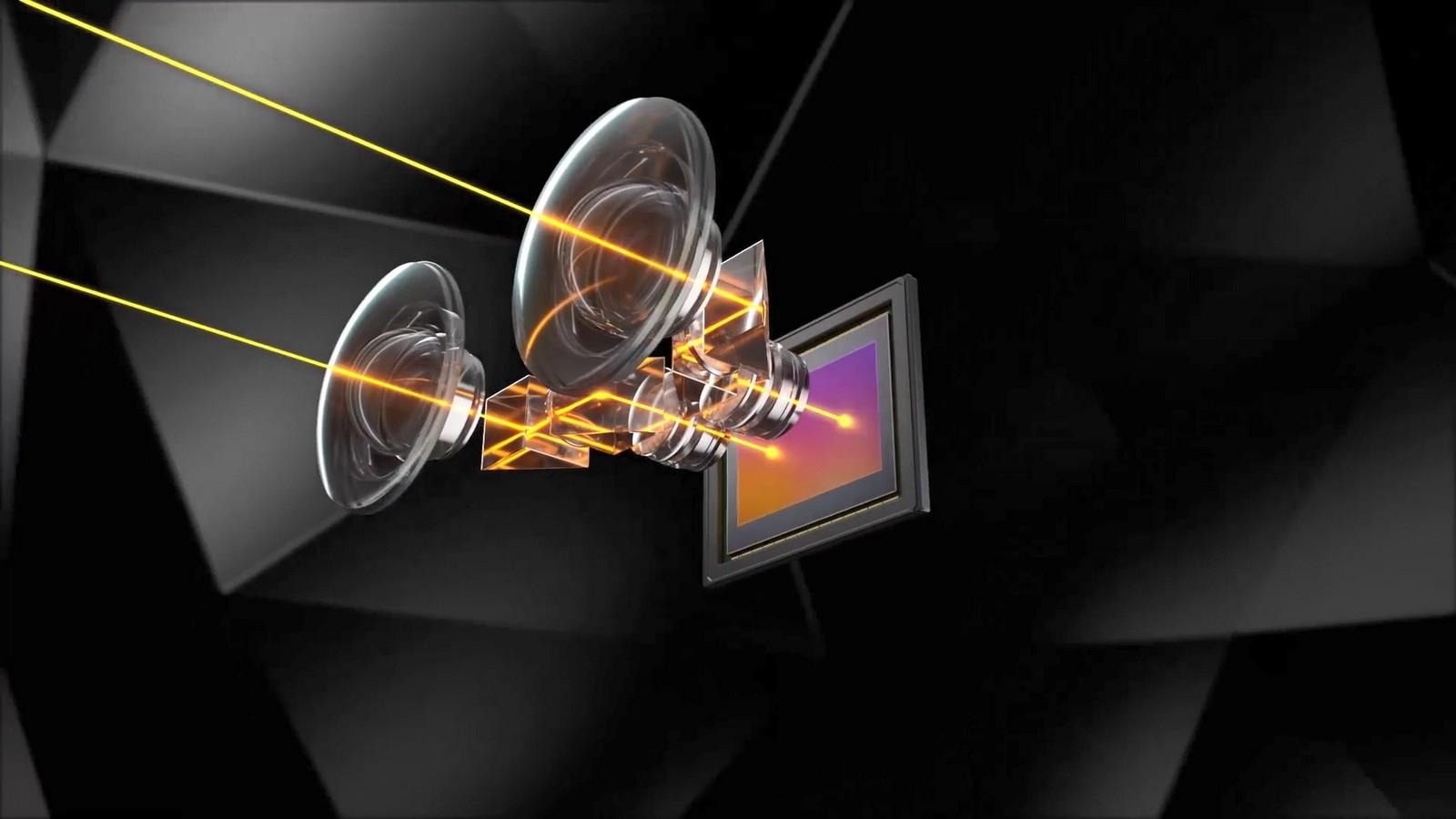 Objektiv Canon duální rybí oko 5,2 mm f/2,8. Foto 11