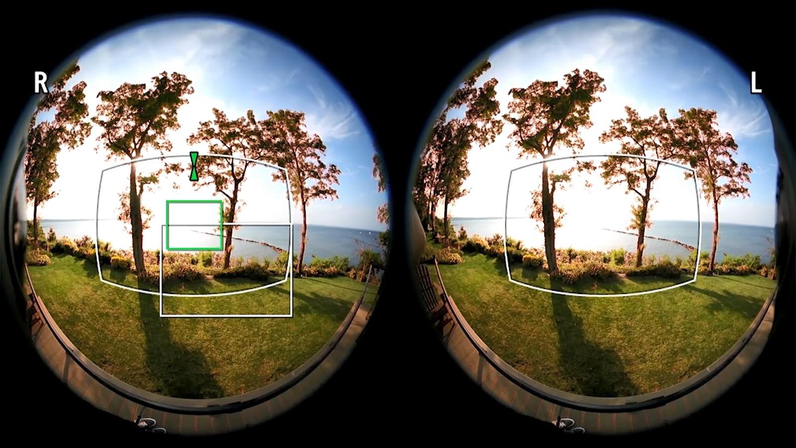 Objektiv Canon duální rybí oko 5,2 mm f/2,8. Foto 15