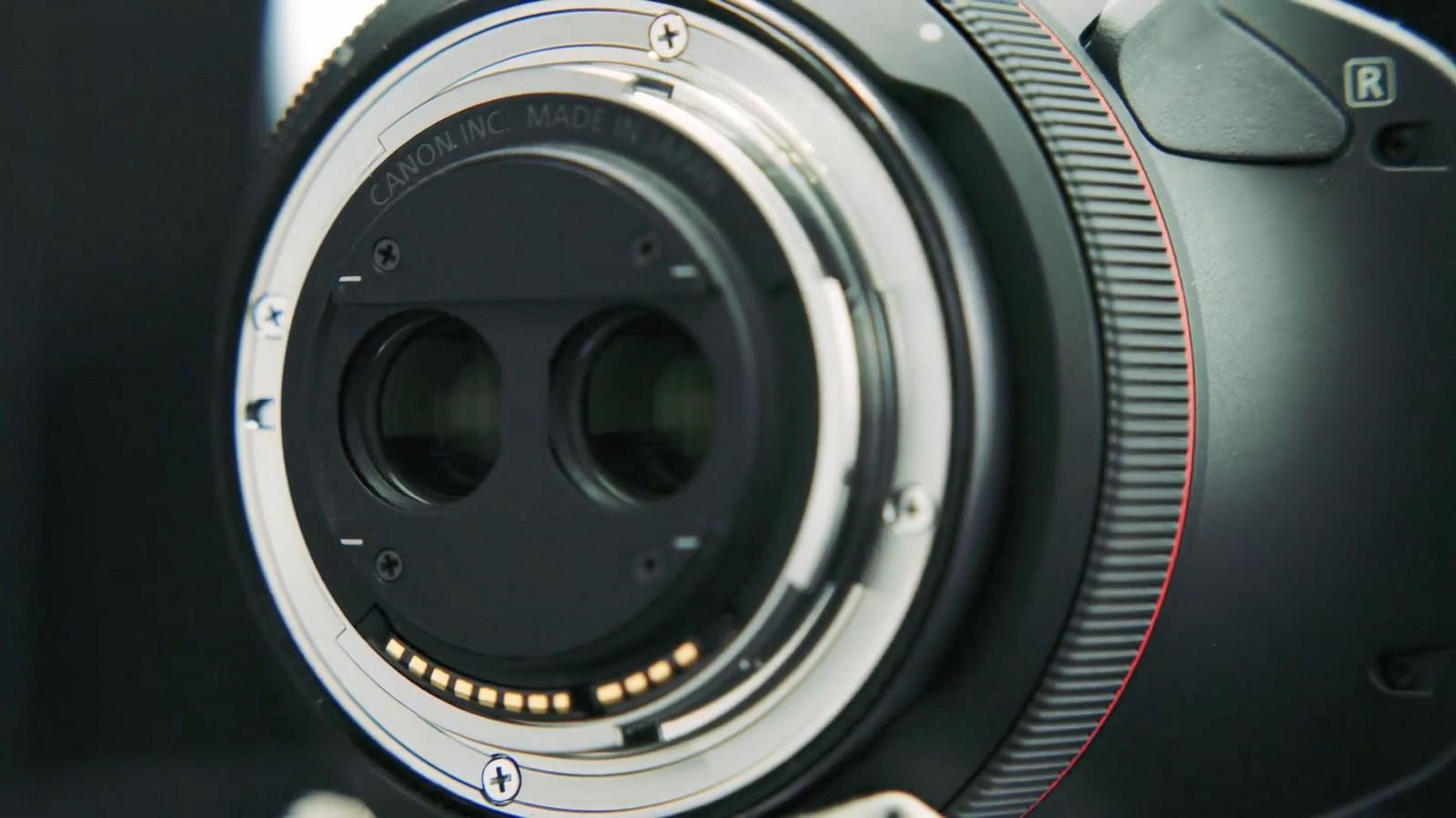 Objektiv Canon duální rybí oko 5,2 mm f/2,8. Foto 9