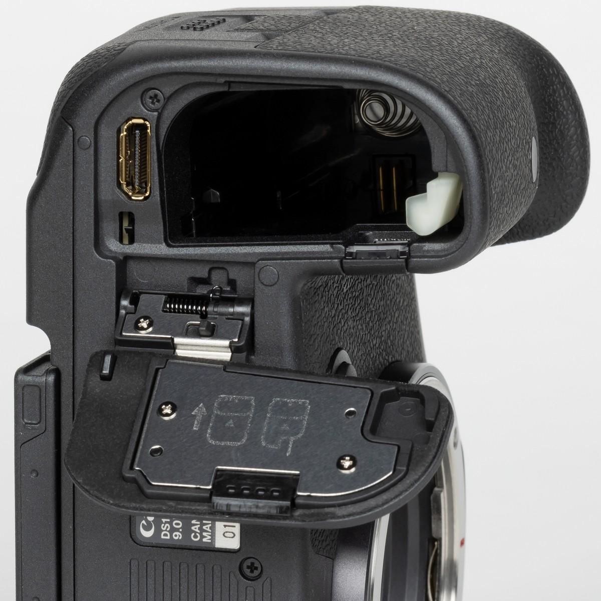 Canon EOS R5. Foto 5