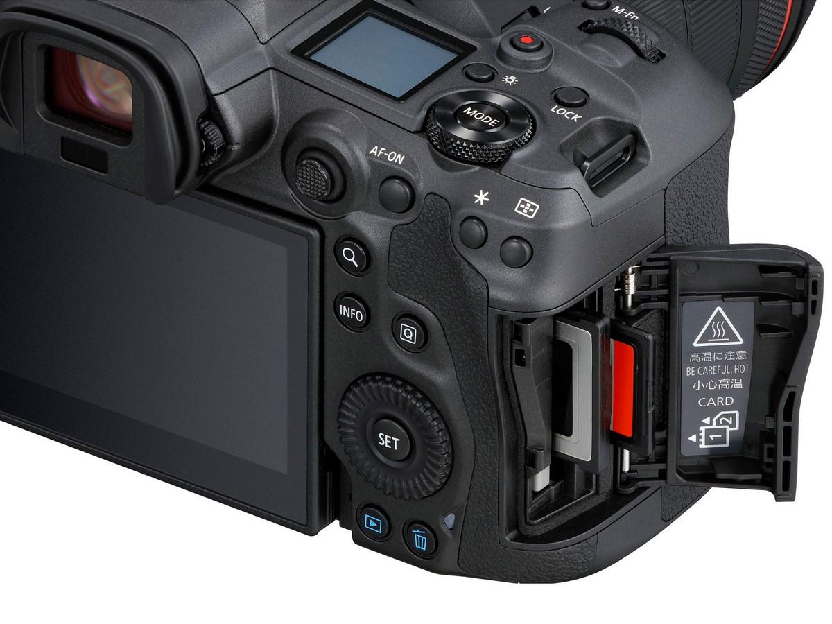 Canon EOS R5. Foto 6