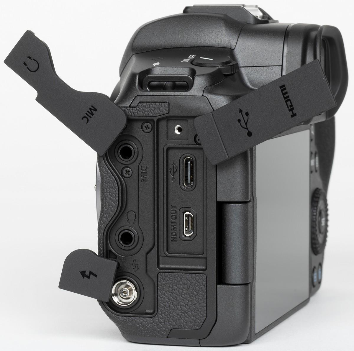 Canon EOS R5. Foto 7