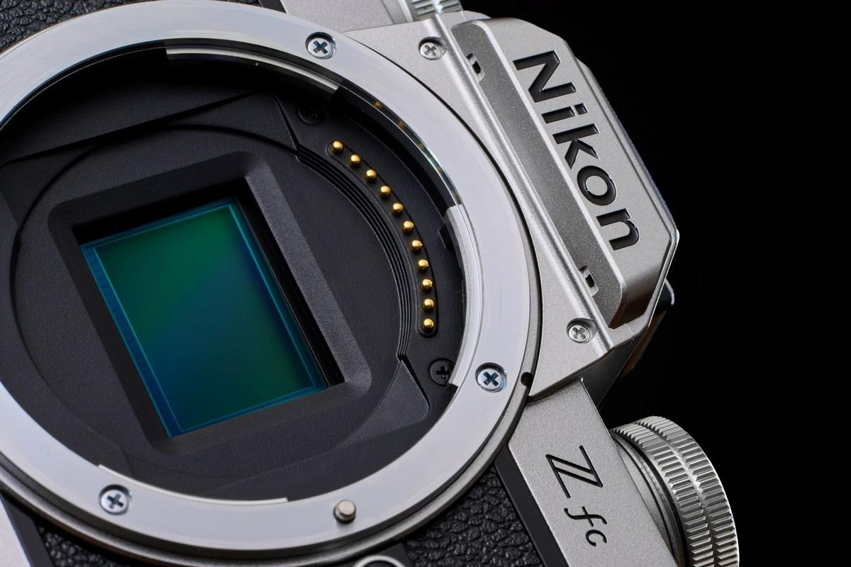 Безогледален фотоапарат Nikon Z fc. Foto 2