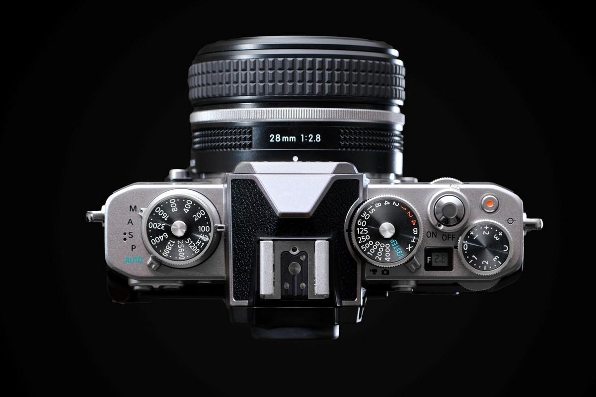 Безогледален фотоапарат Nikon Z fc. Foto 6