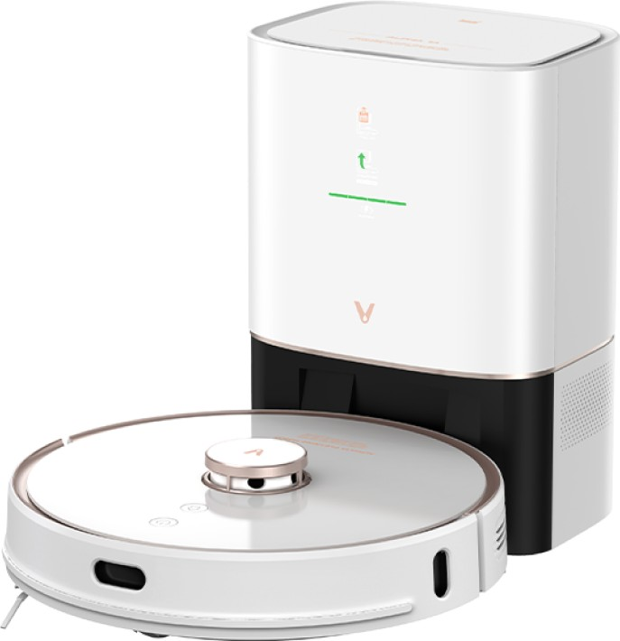 Xiaomi VIOMI S9 Vacuum Cleaner. Foto 2