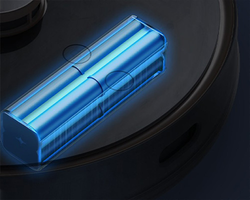 Xiaomi VIOMI S9 Vacuum Cleaner. Foto 22